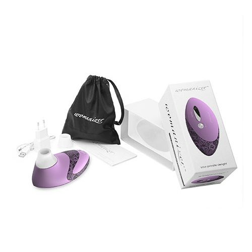 Womanizer - W500 Pro Best Clitorial Massager - Lavender photo-8