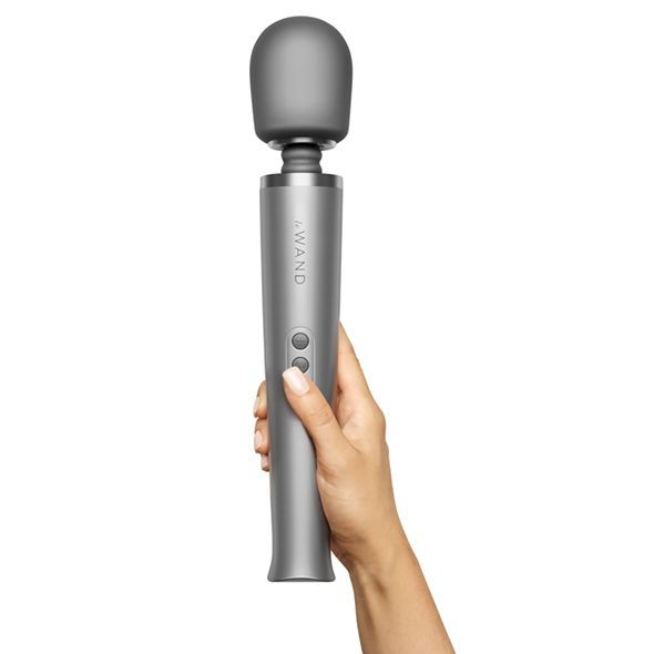 Le Wand - Rechargeable Wand - Grey photo-2
