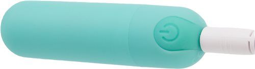 Power Bullet - Essential 3.5'' Rechargeable Bullet - Teal photo-3