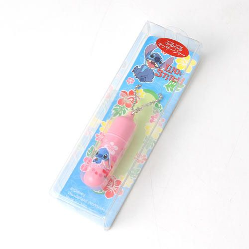 NPG - Stitch Vibrator - Pink photo-6