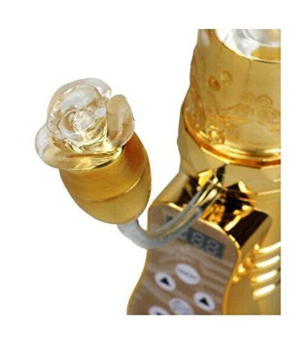 Aphrodisia - Rotating Desire Drill Vibe - Gold photo-5