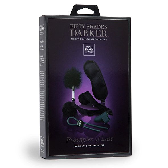 Fifty Shades of Grey - Darker Principles of Lust Romance Couples Kit photo-9