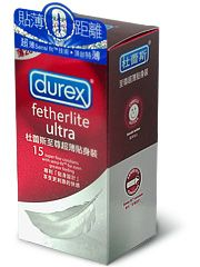Durex - Fetherlite Ultra 15's Pack photo