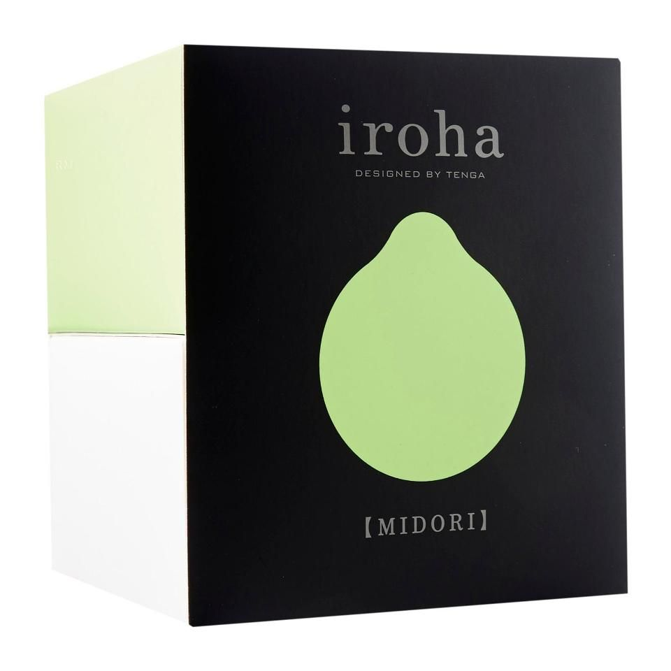 Iroha - Hanamidori Massager - Green photo-22