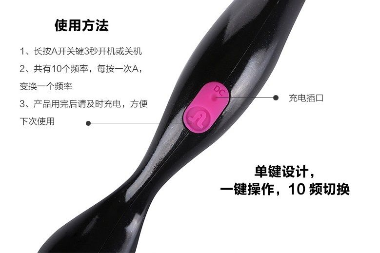 Adrien Lastic - Symphony Wand Massager photo-14