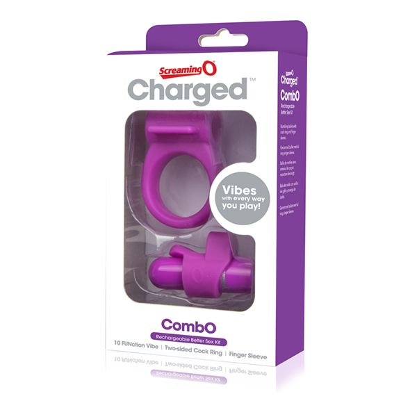 The Screaming O - Charged CombO Kit - Purple photo-5