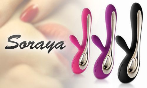 Lelo - Soraya Vibe - Deep Black photo-9