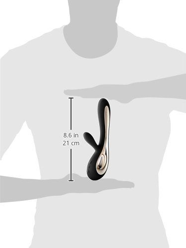 Lelo - Soraya Vibe - Deep Black photo-7