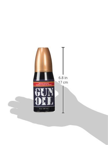 Gun Oil - Silicone Lubricant - 237ml photo-3