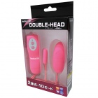 Toysheart - Double Head Rotar - Pink