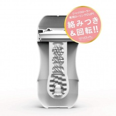 Tenga - Rolling Gyro Cup Soft - White photo