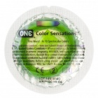 One Condoms - Color Sensations 1 pc