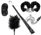 Fetish Fantasy - Bondage Teaser Kit - Black