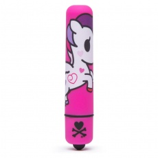 Tokidoki - Mini Bullet Vibrator Unicorn - Pink photo