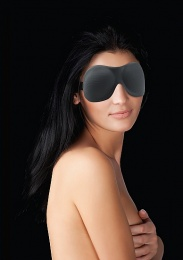 Shots - Curvy Eyemask - Black photo