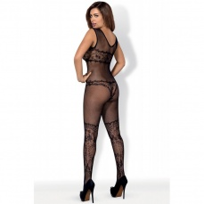 Obsessive - Bodystocking F215 - Black - XL/XXL photo