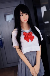 Elva realistic doll - 168 cm photo