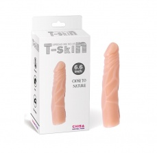 "Chisa - Spread Me No.05 T-Skin 6.6"" Dildo photo"