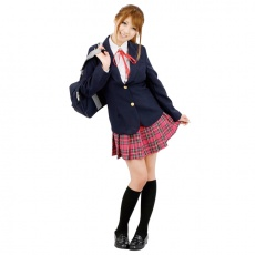 Costume Love - School Girl - Blue photo