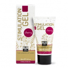 Shiatsu - Women Intim Stimulation Gel Cherry - 30ml photo