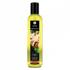 Shunga - Organica Kissable Massage Oil 250ml - Almond Sweetness photo