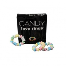 Spencer&Fleetwood - Candy Love Rings photo