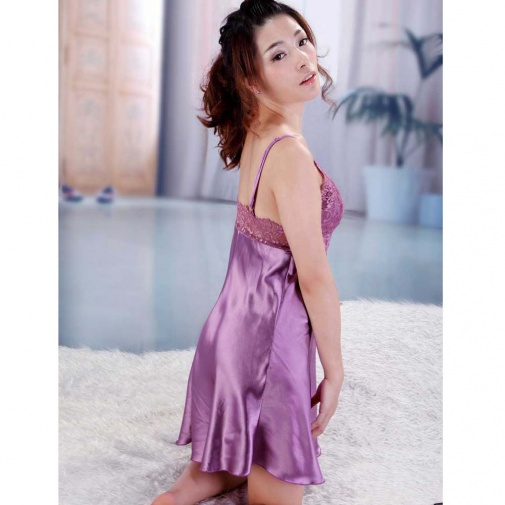 SB - Babydoll B101 - Purple photo