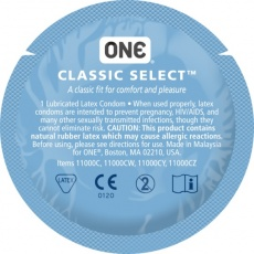 One Condoms - Classic Select Artist Collection 1 pc 照片