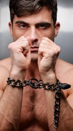 TOF - Locking Chain Cuffs photo