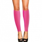 Hustler - Corset Back Knee High - Pink