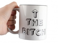 Toynary - Funny Mug - The Bitch photo