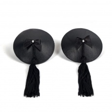 Bijoux Indiscrets - Burlesque Pasties - Black photo