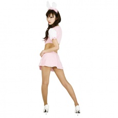 Costume Love - Bunny Costume #2 - Pink