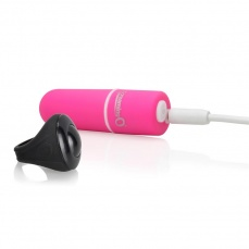 The Screaming O - Charged Remote Control Panty Vibe - Pink photo