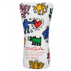 Tenga - Soft Tube Cup Keith Haring photo