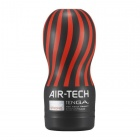 Tenga - Air-Tech 重複使用型真空杯 刺激型 - 黑色