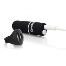 The Screaming O - Charged Remote Control Panty Vibe - Black photo