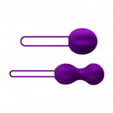 Nomi Tang - IntiMate Kegel Exercise Balls - Purple photo