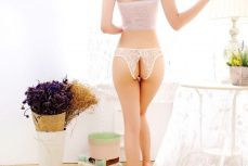 SB - Panties T192 - Beige photo