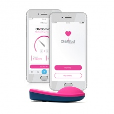 OhMiBod - BlueMotion App Controlled Nex 1 (2ndG) - Blue Pink photo