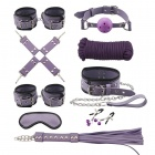 MT - Slave Training Bondage Set - Purple