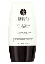 Shunga - Rain Of Love G-Spot Arousal Cream - 30ml photo