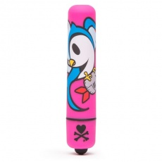 Tokidoki - Mini Bullet Vibrator - Pink Perch photo