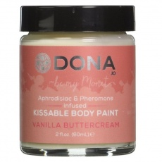 Dona - Body Paint - Vanilla Buttercream 2 Floz / 60 Ml photo