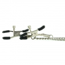 S&M - Adjustable Nipple Clips