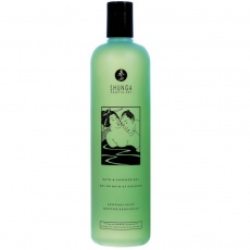 Shunga - Bath And Shower Gel Sensual Mint - 500ml photo