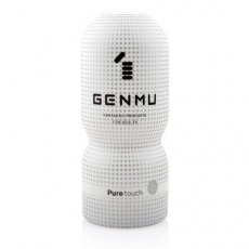 Genmu - Pure Touch Cup - White photo