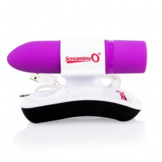 The Screaming O - Charged Positive Remote Control - Grape photo