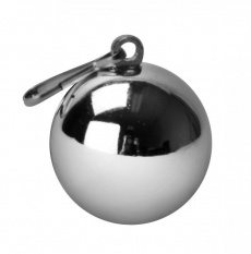 Master Series - Deviants Orb 8oz - Silver photo