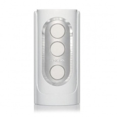 Tenga - Flip Hole Masturbator - White photo